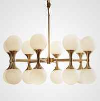 Люстра Hudson Valley Lighting Astoria Chandelier Loft Concept 40.2368