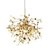 Люстра Terzani Argent Suspension Pendant lamp 40 Gold Loft Concept 40.2059