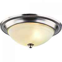 Потолочный светильник Flush Mount Ceiling Light Silver Loft Concept 48.004