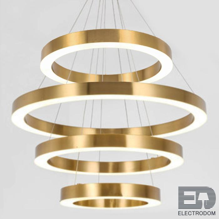 Люстра Light Ring Vertical Loft Concept 40.2300 - цена и фото