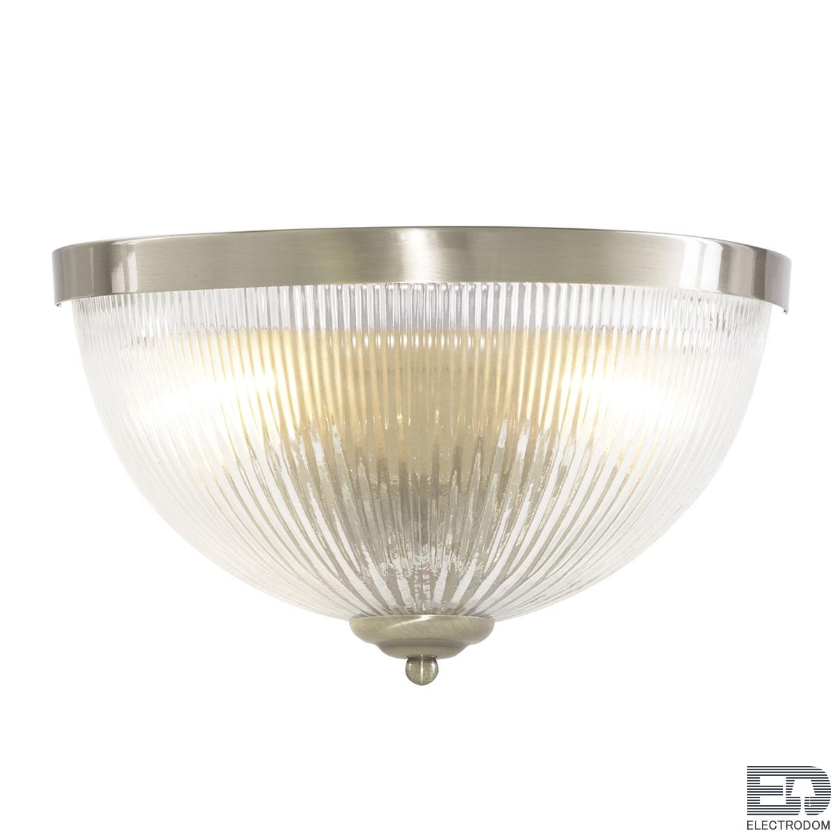 Бра Flush Mount Ceiling Light Silver Loft Concept 48.018 - цена и фото