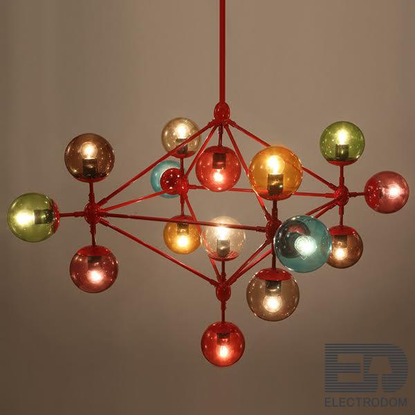 Люстра Modo Chandelier MultiColor designed by Jason Miller Loft Concept 40.512 - цена и фото