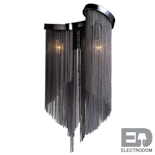 Бра Atlantis Chain Wall lamp Black Loft Concept 44.047 - цена и фото