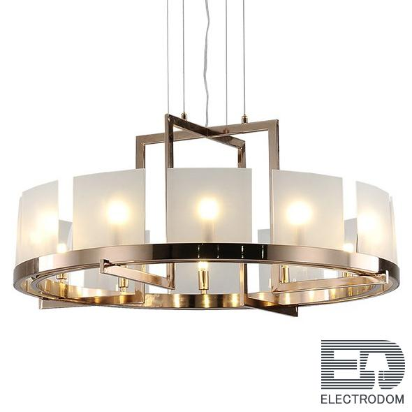 Люстра Powell and bonnell Halo Chandelier Loft Concept 40.2596 - цена и фото
