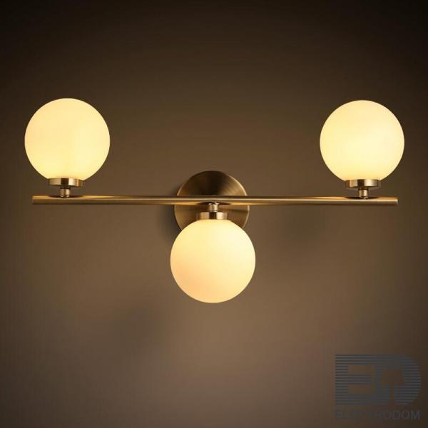Бра Wall Lamp Bubble Chandelier Triple Loft Concept 44.237 - цена и фото