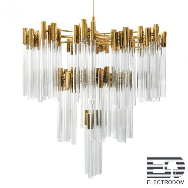 Люстра Contemporary chandelier crystal brass Loft Concept 40.1888 - цена и фото