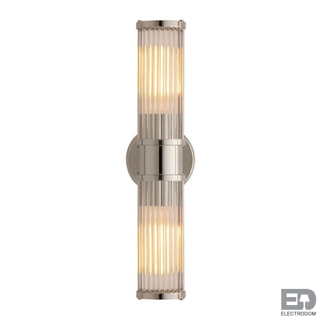 Бра Ralph Lauren Бра Allen Double Light nickel Loft Concept 44.667 - цена и фото
