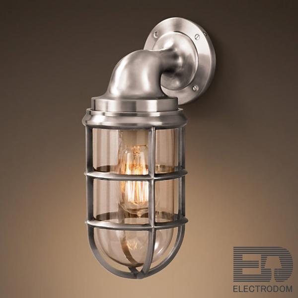 Бра RH STARBOARD wall lamp Nickel Loft Concept 44.316 - цена и фото