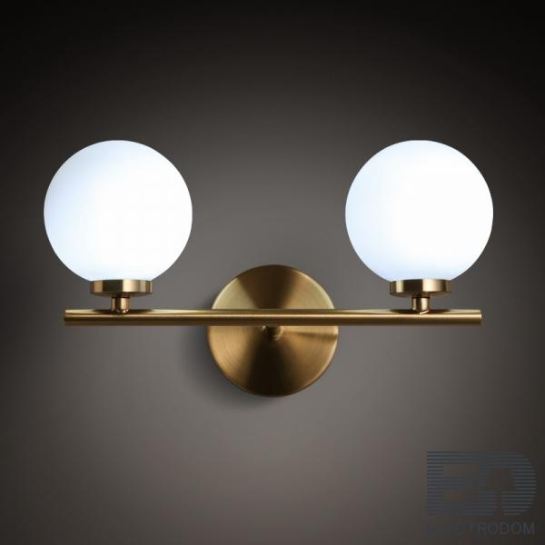 Бра Wall Lamp Bubble Chandelier Double Loft Concept 44.238 - цена и фото