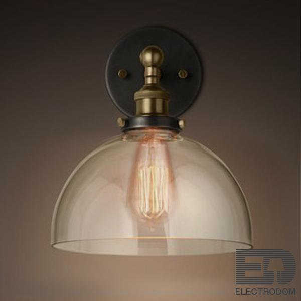 Бра Factory Filament Glass Dome Sconce Loft Concept 44.051 - цена и фото